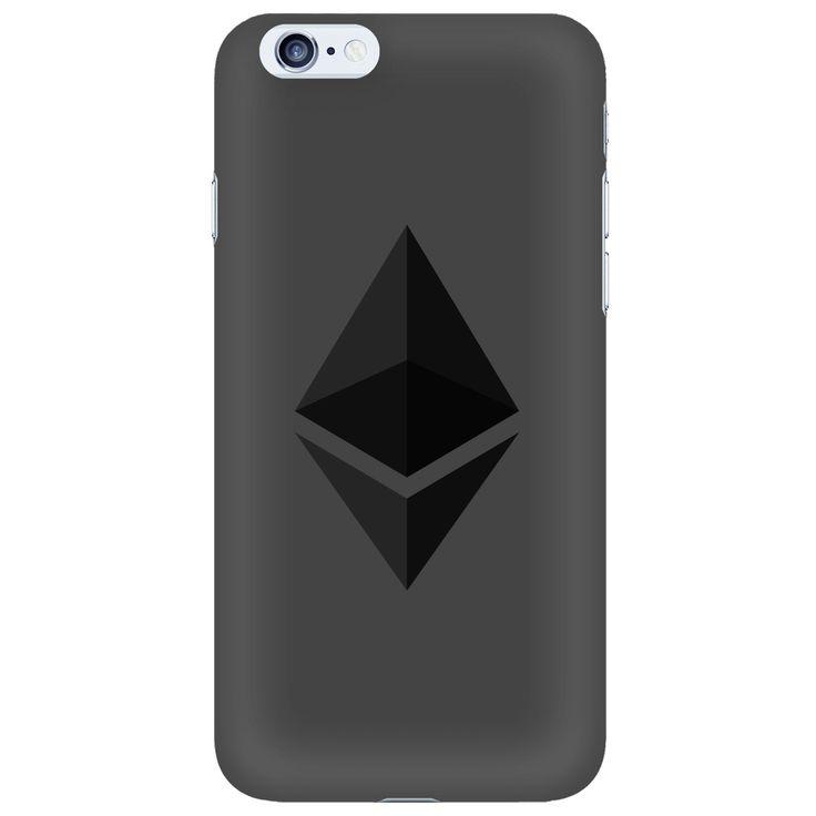 Ethereum iPhone 6 case