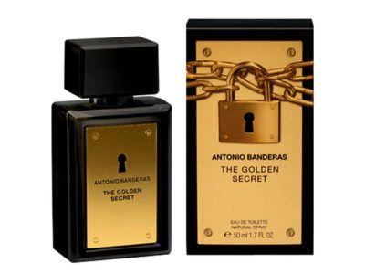 perfume Antonio Banderas The Golden Secret