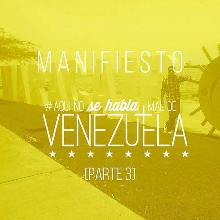 @Regrann from @alvarorpk -  Cambiar estos paradigmas ha sido SIEMPRE nuestro propósito y con gran orgullo puedo decir que lo hemos logrado #AquiNoSeHablaMalDeVenezuela se convirtió en una campaña de unidad nacional con la que se han identificado personas de distintos pensamientos.  Recientemente alguien asesoró al gobierno venezolano y les sugirió forrar a Venezuela con un mensaje y una estrategia muy parecida por no decir idéntica pero a la vez muy distante de lo que nos hemos propuesto…