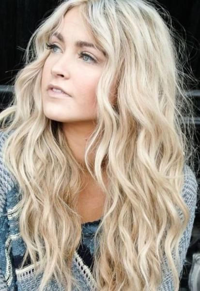 Tape in Bleach Blonde Human Hair Extensions #613