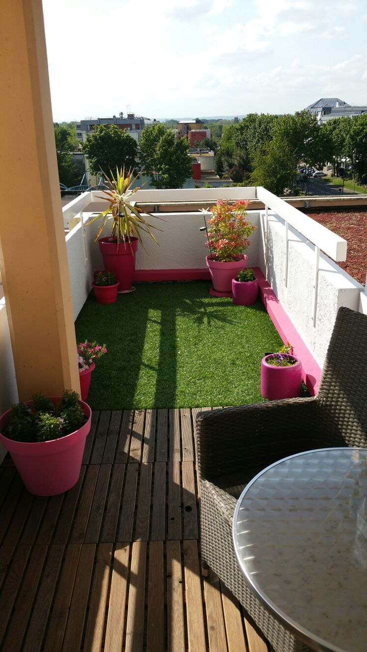 Deco Terrasse Appartement Idees Decoration Balcon Appartement Gallery Of Nos Ides Pour