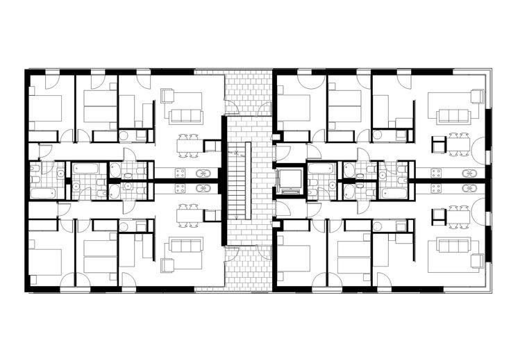 Galeria - Conjunto habitacional em Granollers / ONL Arquitectura - 141