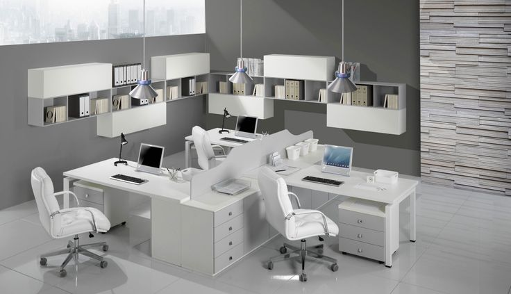 Technology and aesthetics suit successfully to resolve a complete office system www.giessegi.it/it/arredo-ufficio-moderno?utm_source=pinterest.com&utm_medium=post&utm_content=&utm_campaign=post-uffici