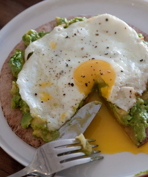 Avocado and Fried Egg Breakfast Pita from What's Gaby CookingRecipe Cooking, Gabi Recipe, Eggs Breakfast, Pita Bread Breakfast, Eggs Fries, Breakfast Pita, Fries Eggs, Gabi Cooking, Egg Breakfast