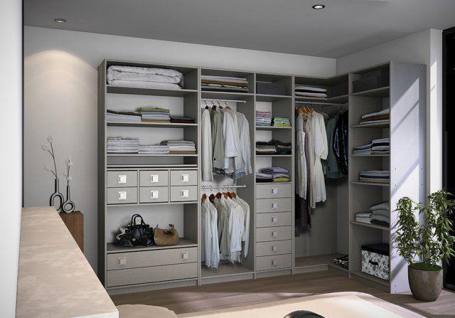 installer un dressing dans une chambre dressings am nagements pinterest dressing. Black Bedroom Furniture Sets. Home Design Ideas