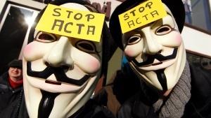 Urheberrechte im Internet - Acta oder der Schutz der Raubritter