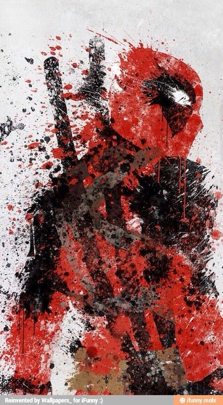 deadpool logo hd wallpapers 1080p abstract