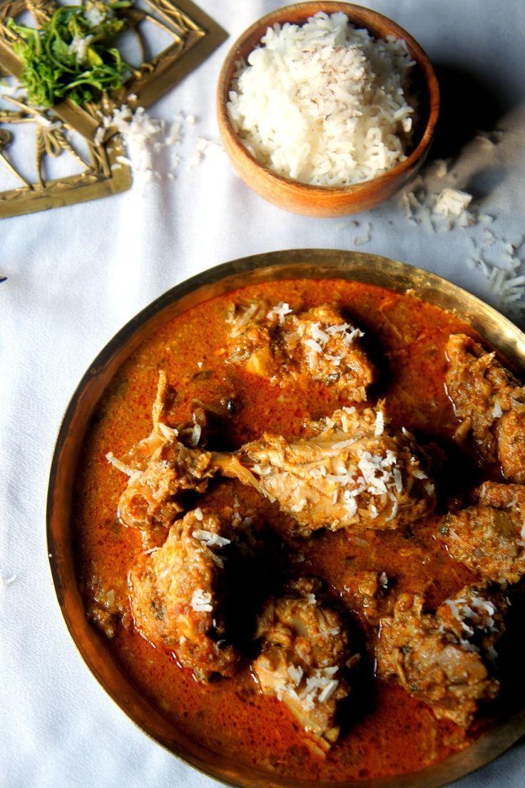Let's talk food : Konkani Chicken Rasa