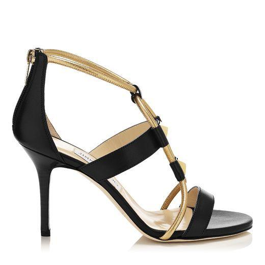 10cm Leather DIAMOND Sandals Spring/summerJimmy Choo London 4lMoT