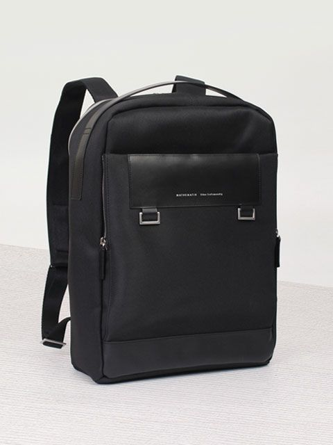 CLIFF A2 BACKPACK Black  Mathematik's Backpack