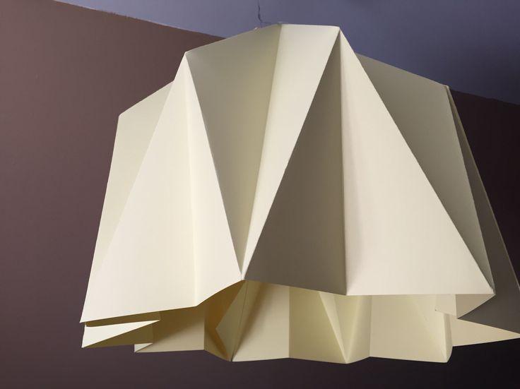 suspension origami d co pinterest diy and crafts and. Black Bedroom Furniture Sets. Home Design Ideas