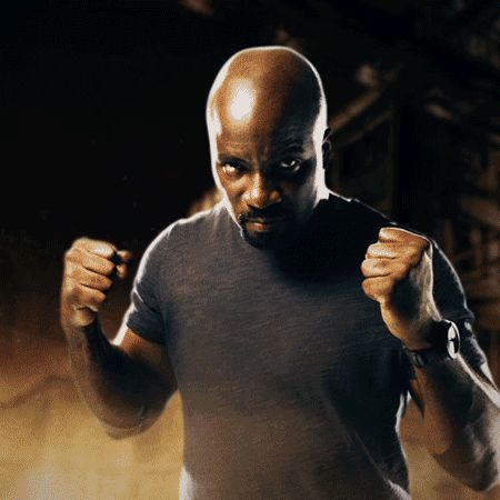 Power. Man. All episodes of Marvel's Luke Cage now streaming, only on Netflix.