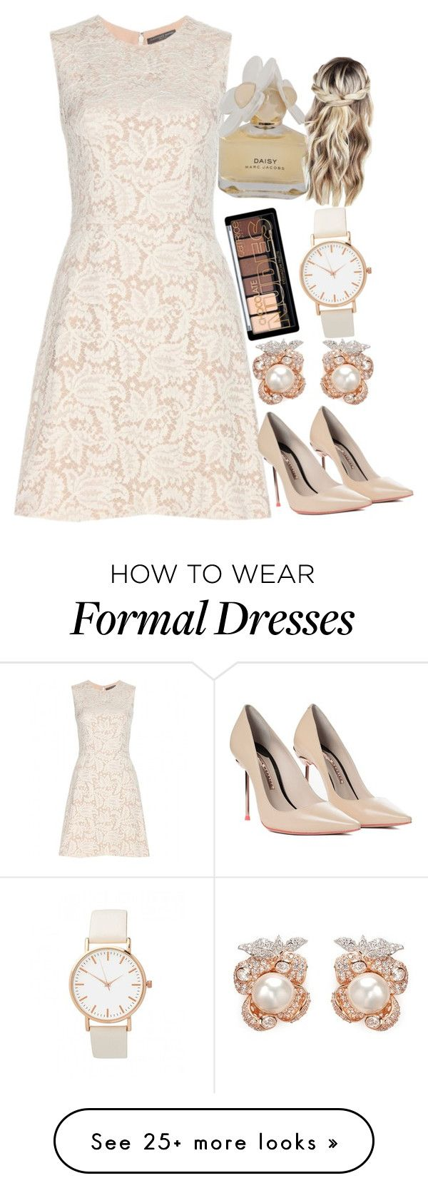 """""""Formal Outfit #2"""" by amazin-maze on Polyvore featuring Alexander McQueen…"""