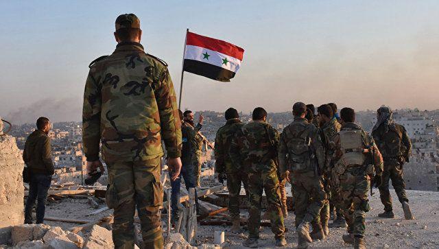 Το Κουτσαβάκι: Ο Συριακός στρατός κινείται προς το διεθνές αεροδρ...