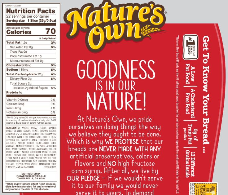 Nature S Promise Whole Food
