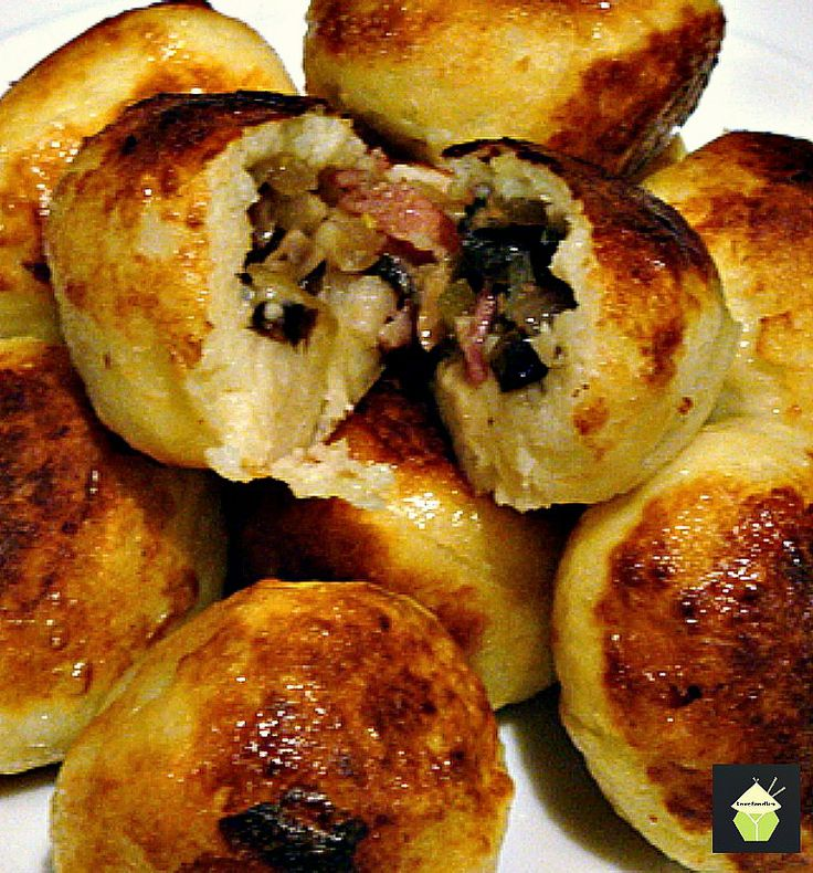 Flavour Dancing Dumplings Got some left over potatoes? Choose which filling and let your taste buds go for a dance! - Great party food and freezer friendly too. #dumplings #potato