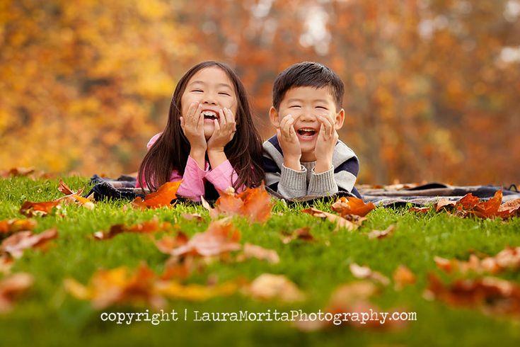 Beautiful sibling photo.  (Photo credit: Laura Morita)