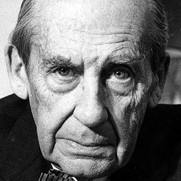 Walter Gropius Founder of Bauhaus movement