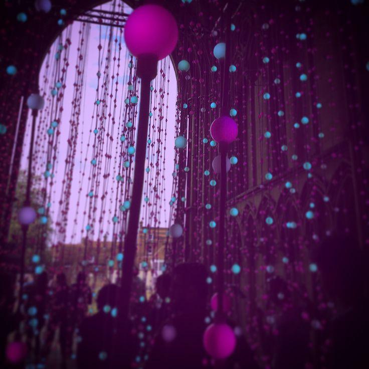 Pink&Blue Lights