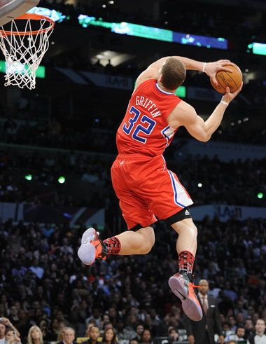 NBA Dunks | Photos: NBA Slam Dunk Contest