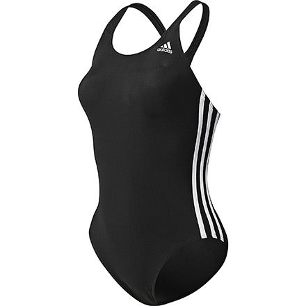 adidas Women's 3-Stripes Authentic One-Piece Swimsuit | adidas UK