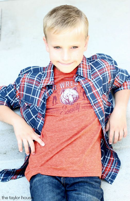 Back to School Style Tips for Boys - The Taylor House