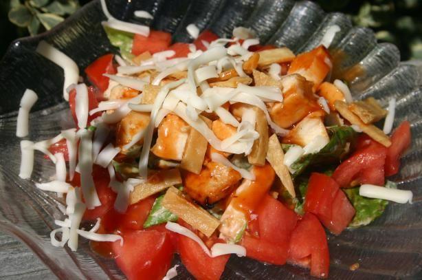 Chicken marinade for chicken salad