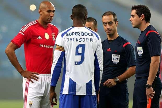 Benfica x FC Porto: Aí está o jogo do ano