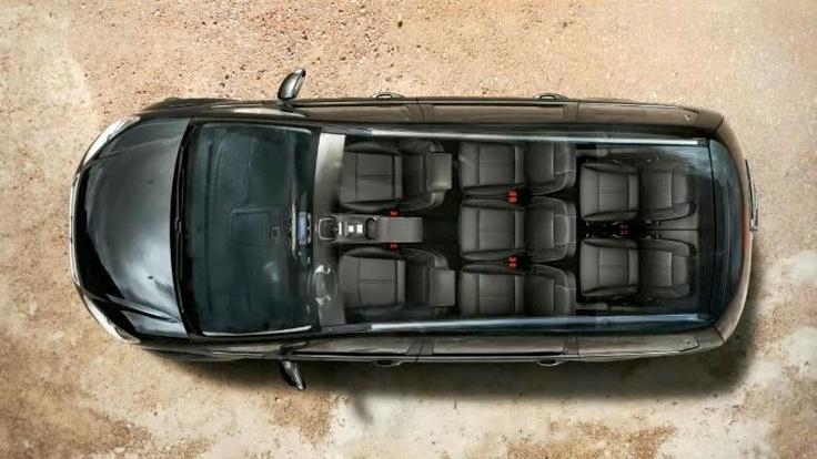 Galaxy, carro familiar de 7 lugares | Ford - Inside - www.ford.pt