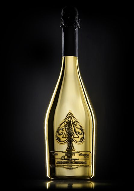 Angus slid behind the wheel and we headed out, breaking into a bottle of Armand de Brignac on the way. RIY pg. 118