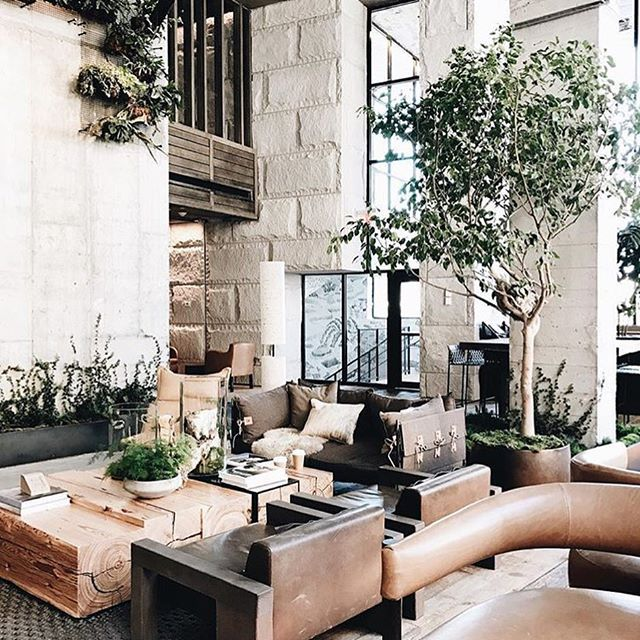 1 Hotel Brooklyn Bridge Thoughtfully Designed Intentionally Built One Of New York S Coolest New Hotels Is Home Outdoor Furniture Sets Brooklyn Bridge