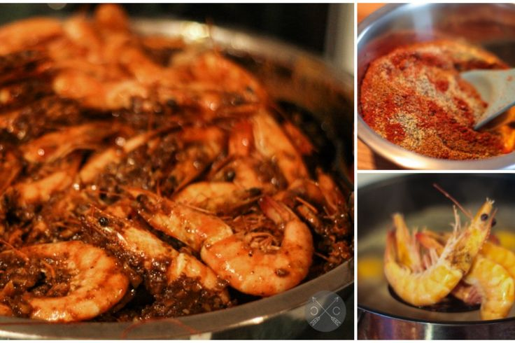 Make the whole shabang shrimp boil right in your own home!