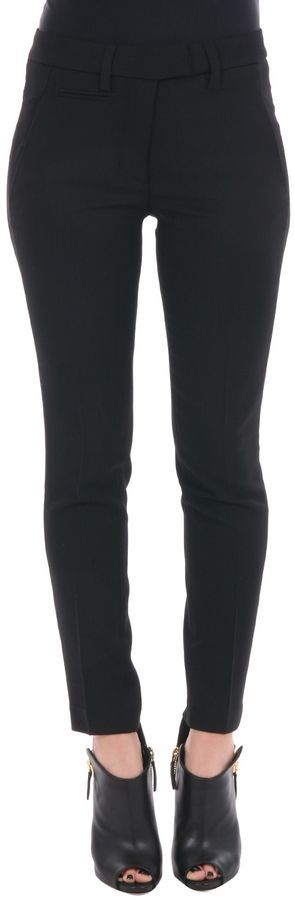 Dondup Perfect Wool Blend Trousers