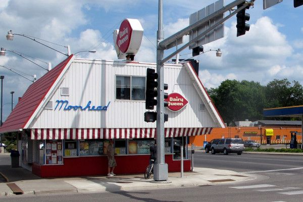 Rogue Dairy Queen has been ignoring corporate HQ since 1949