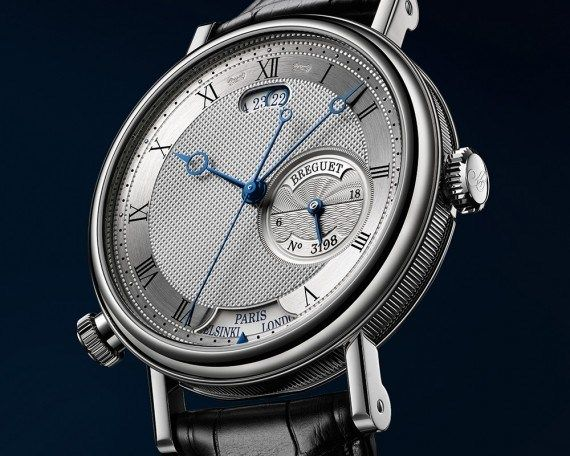 The classically designed #breguet Classique Hora Mundi watch measures only 12.6 mm thick. Its 43-mm case, which comes in either 18k white gold or 18k rose gold, holds the Caliber 77F0, with a 55-hour power reserve and a rotor in 18k gold. This watch is water resistant to 30 meters.  More @ http://www.watchtime.com/wristwatch-industry-news/watches/hora-mundi-revisited-a-new-elegant-take-on-breguets-groundbreaking-world-timer/ #watchtime #luxurywatch #menswatches #Baselworld2016