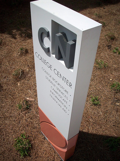 Wayfinding | College Center