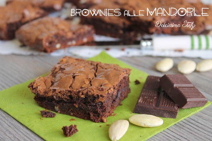 Brownies alle Mandorle