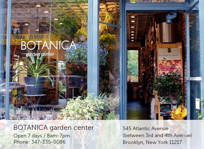 Brooklyn Botanica Garden Center Flower Shop, Florist, Flower Arrangements,  Plants, Gardening Supplies