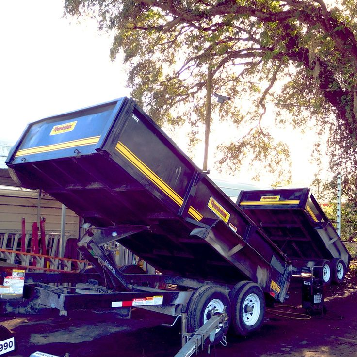 Looking for trailer rentals? Rentalex is a Tampa Bay equipment rental company offering construction equipment tool rentals. We have a large selection of trailers and hitches including dump trailers, utility trailers, cargo trailers and much more ideal to ensure your needs are easily met. We can help you find the equipment you need for your residential and commercial projects. Call us today at (813)971-9990 to get a quote!