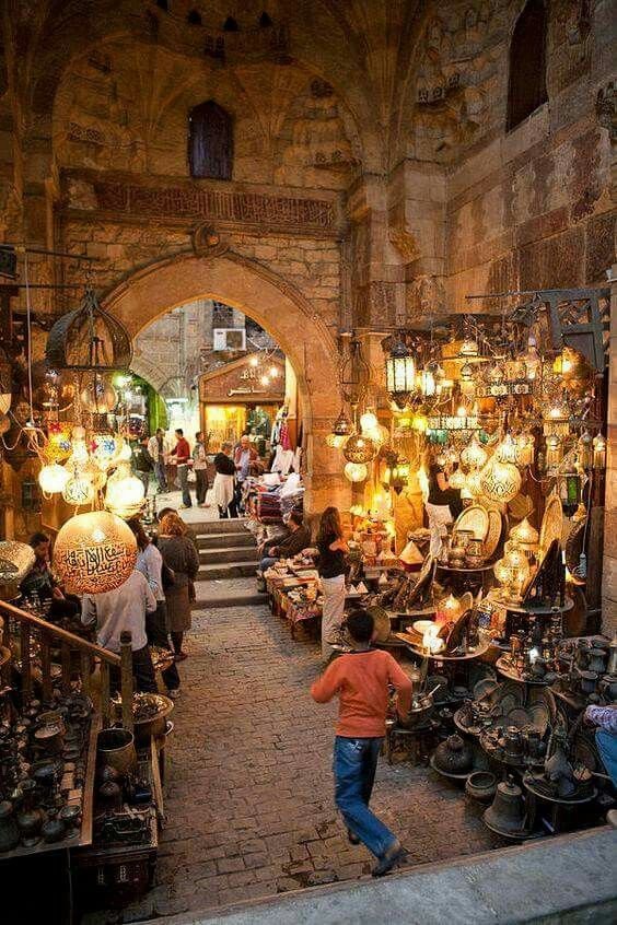 Khan el khalili market in cairo egypt what a fun place for Cairo outlet
