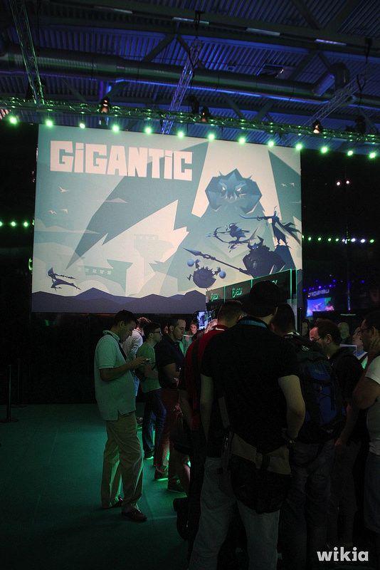 Gigantic | by avatar-1