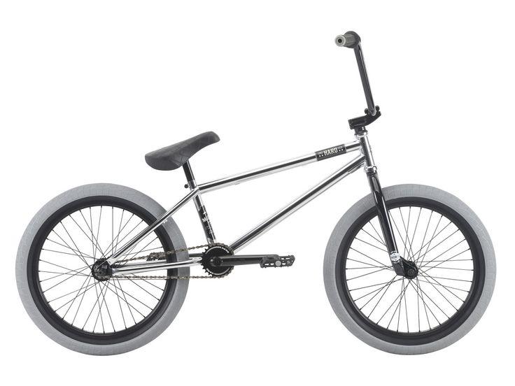 "Haro Bikes ""Midway"" 2018 BMX Bike - Chrome | kunstform BMX Shop & Mailorder - worldwide shipping"