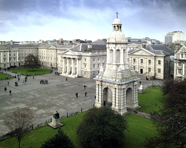 Trinity College -  Dublin Caters to all Travel Segments http://www.augustuscollection.com/dublin-caters-to-all-travel-segments/