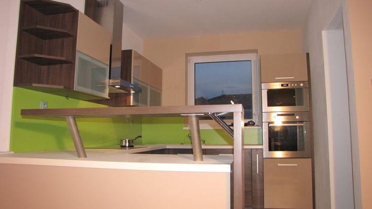 Kuchyňa Cappuccino - BMV Kuchyne