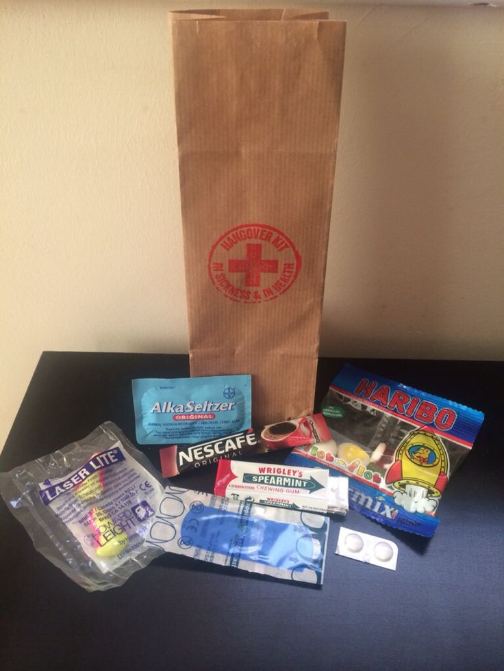 Hangover Survival Kits! Perfect wedding guest favours! Or hen/ stag do gifts!!