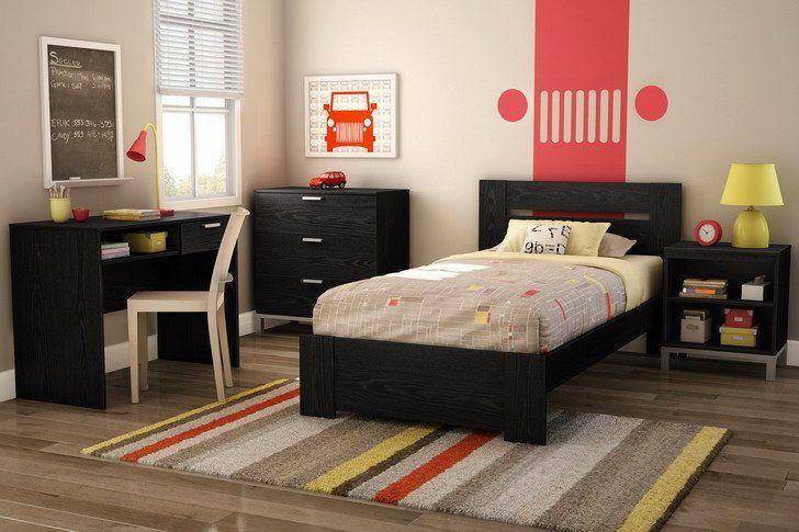 15 Modern Single Bed Designs Luxury Bedroom Furniture Bed Frame And Headboard Kids Bedroom Sets One bedroom modern design
