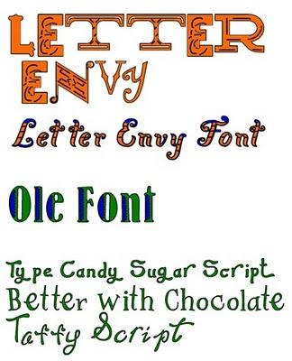 50 best Cricut- Fonts images on Pinterest Cricut cartridges - monthly list samples