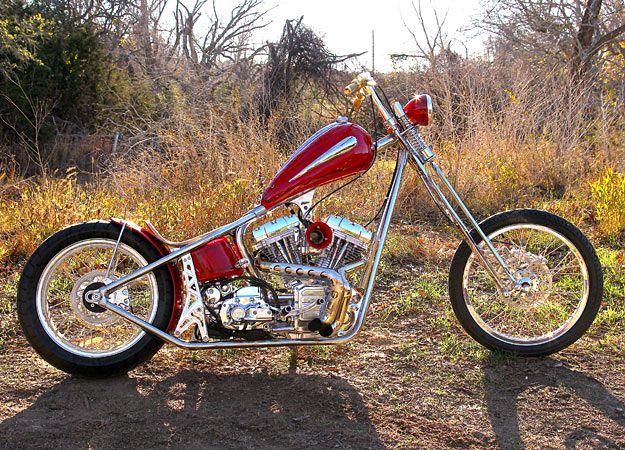 Jesse James completed build-off bike..should have won