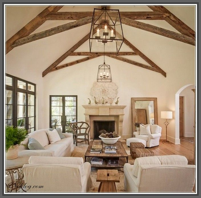 17 best images about vaulted ceiling lighting on pinterest for Living room vaulted ceiling
