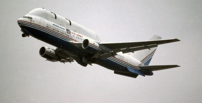 Boeing 767AST.décollage